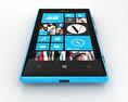 Nokia Lumia 720 Cyan 3d model