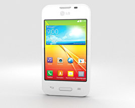 3D model of LG L35 White