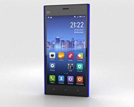 3D model of Xiaomi MI-3 Blue