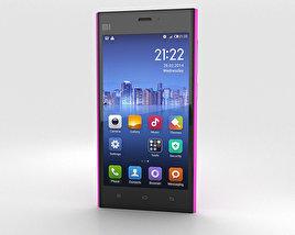 3D model of Xiaomi MI-3 Pink