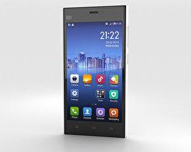 3D model of Xiaomi MI-3 White