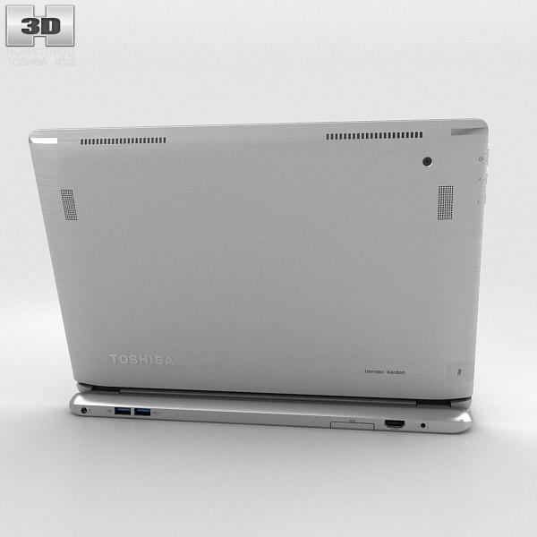 Toshiba Satellite P30W 3d model