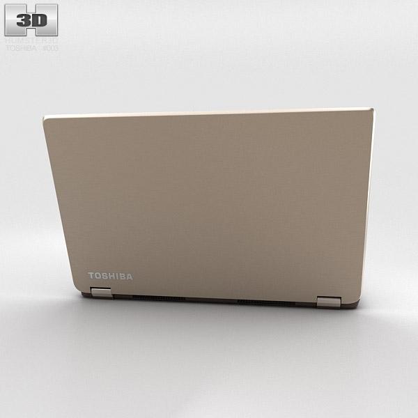 Toshiba Satellite P50W 3d model