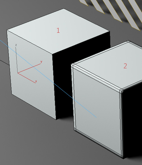 How to smooth 3D models properly