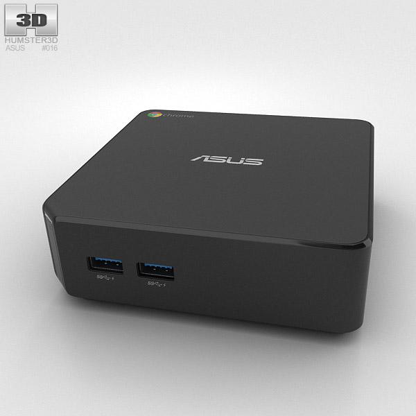 3D model of Asus Chromebox