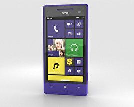3D model of HTC 8XT Violet