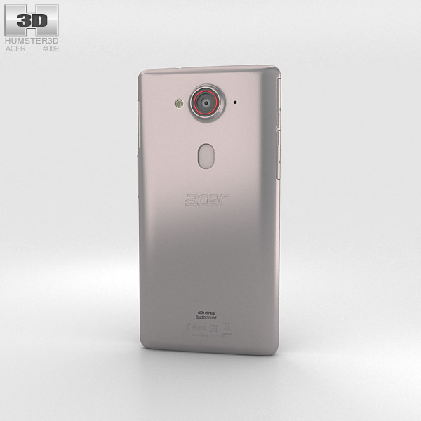 Acer Liquid E3 Silver 3d model
