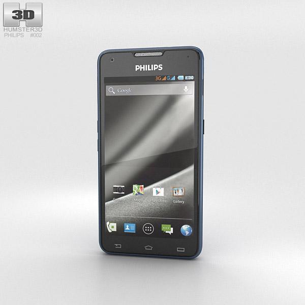 3D model of Philips W6610