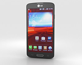 LG Volt Black 3D model