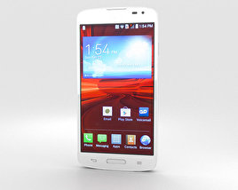 3D model of LG Volt White