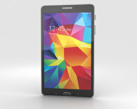 3D model of Samsung Galaxy Tab 4 8.0-inch Black