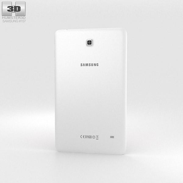 Samsung Galaxy Tab 4 8.0-inch White 3d model