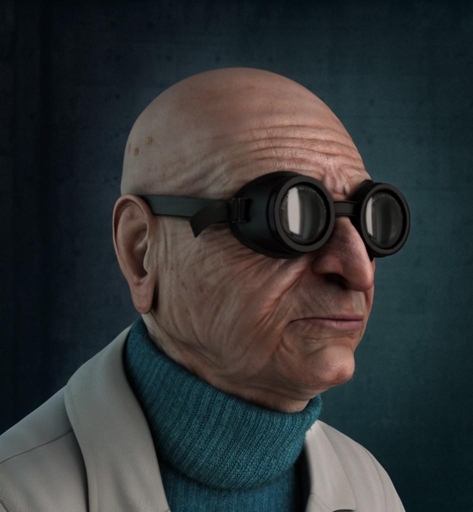 Professor Hubert J. Farnsworth