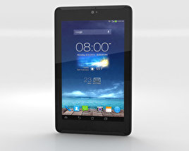3D model of Asus Fonepad 7 Diamond White