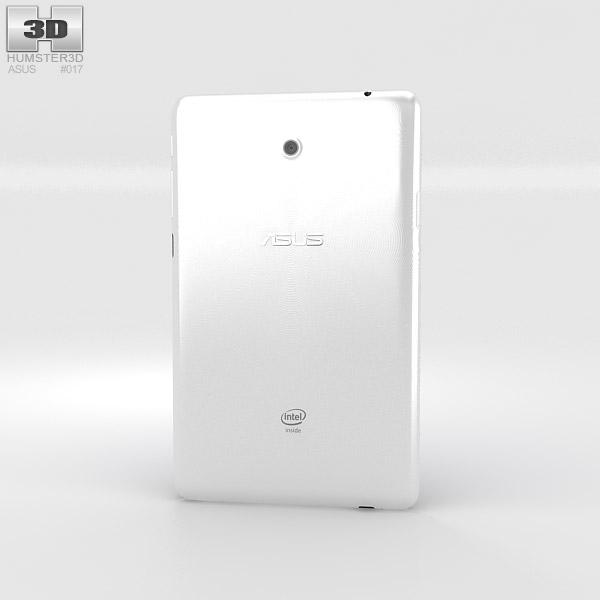 Asus Fonepad 7 Diamond White 3d model