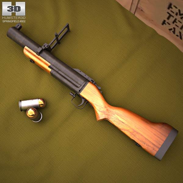 M79 3D model