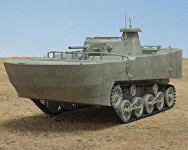 Type 2 Ka-Mi 3D model
