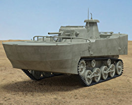 3D model of Type 2 Ka-Mi