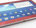 Samsung Galaxy Tab 3 10.1-inch Garnet Red 3d model