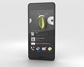 3D model of Amazon Fire Phone