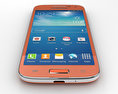 Samsung Galaxy S4 Mini Orange 3d model
