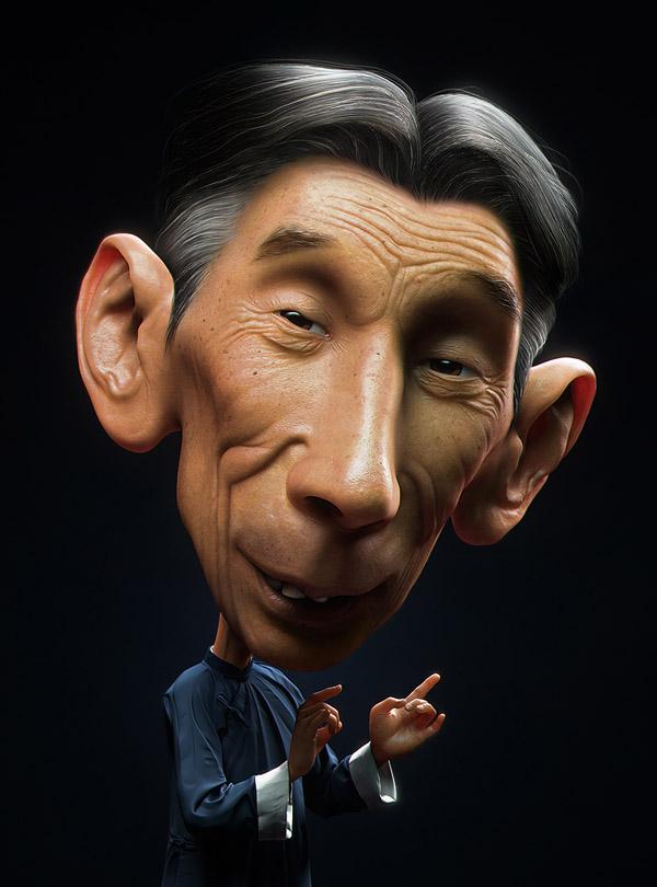 3D Art of ZhiPeng Song