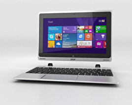 3D model of Acer Aspire Switch 10