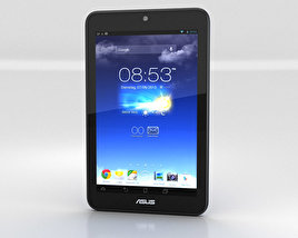 3D model of Asus MeMO Pad HD 7 Blue
