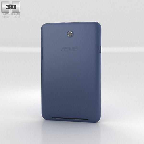 Asus MeMO Pad HD 7 Blue 3d model