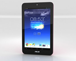 3D model of Asus MeMO Pad HD 7 Pink