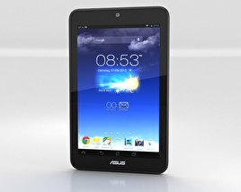 3D model of Asus MeMO Pad HD 7 White