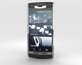 3D model of Vertu Signature Touch Jet Leather