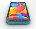 Samsung Galaxy S5 Sport Electric Blue 3d model