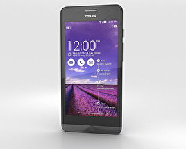 3D model of Asus Zenfone 5 Twilight Purple