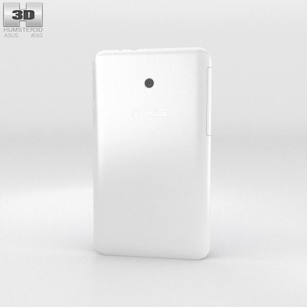 Asus Fonepad 7 (FE170CG) White 3d model