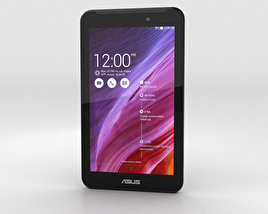 3D model of Asus Fonepad 7 (FE170CG) Black
