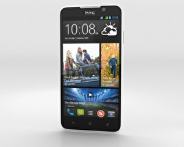 3D model of HTC Desire 516 White