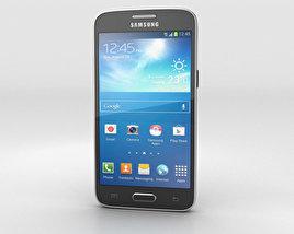 Samsung Galaxy Core Lite LTE Black 3D model