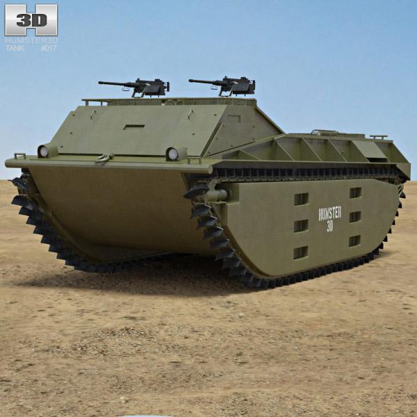 LVT-1 3D model