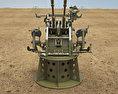 Type 96 25 mm AA Gun 3d model