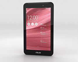 3D model of Asus Fonepad 7 (FE170CG) Red