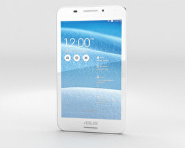 3D model of Asus Fonepad 7 (FE375CG) White