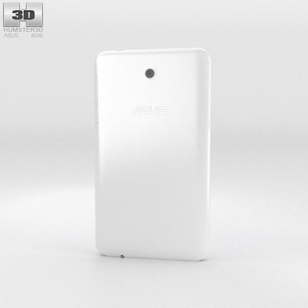 Asus Fonepad 7 (FE375CG) White 3d model