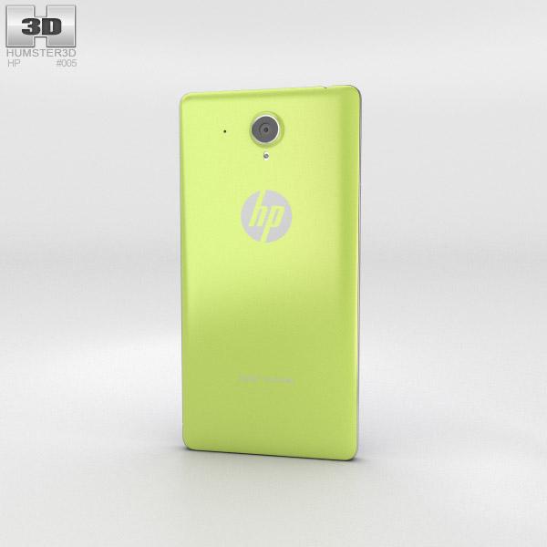 HP Slate 6 VoiceTab Grass Green 3d model