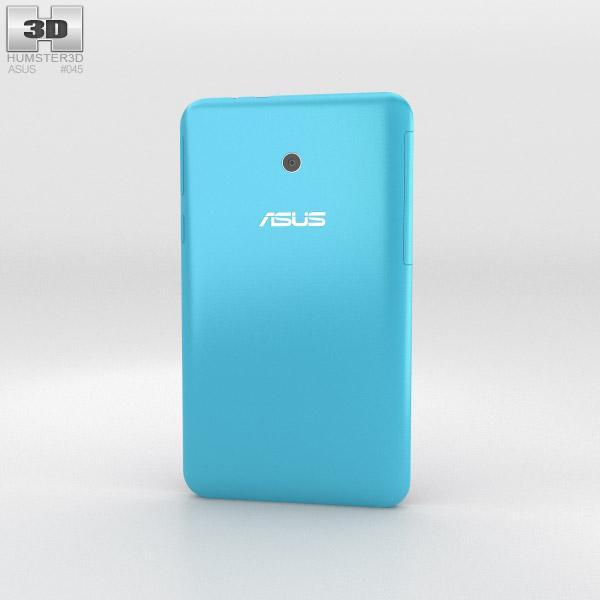 Asus Fonepad 7 (FE170CG) Blue 3d model