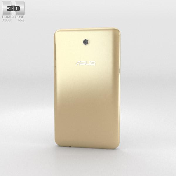 Asus Fonepad 7 (FE375CG) Gold 3d model
