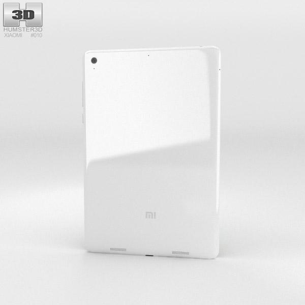 Xiaomi Mi Pad 7.9 inch White 3d model
