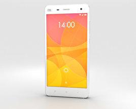 3D model of Xiaomi MI 4 White