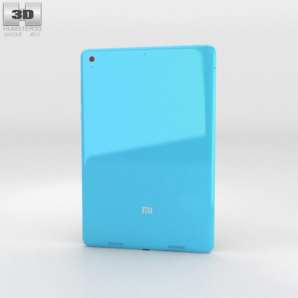 Xiaomi Mi Pad 7.9 inch Blue 3d model