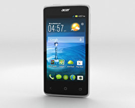 3D model of Acer Liquid Z4 White